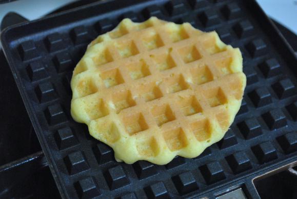 大豆粉ワッフル3