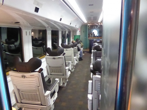 宮崎〜熊本、観光列車の旅〜2015夏−016