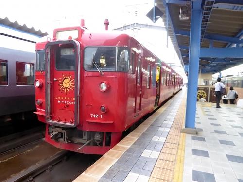 宮崎〜熊本、観光列車の旅〜2015夏−050
