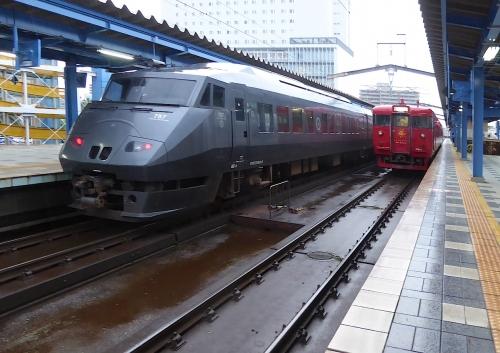 宮崎〜熊本、観光列車の旅〜2015夏−051
