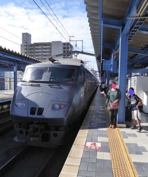 宮崎〜熊本、観光列車の旅〜2015夏−095