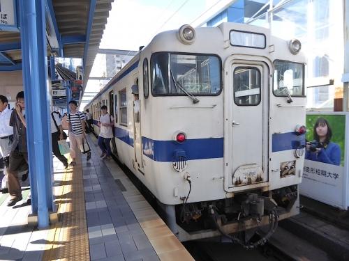 宮崎〜熊本、観光列車の旅〜2015夏−117