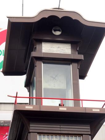 犬山駅前からくり時計2