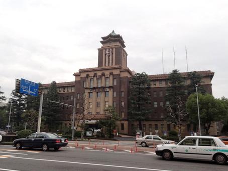 名古屋市役所01