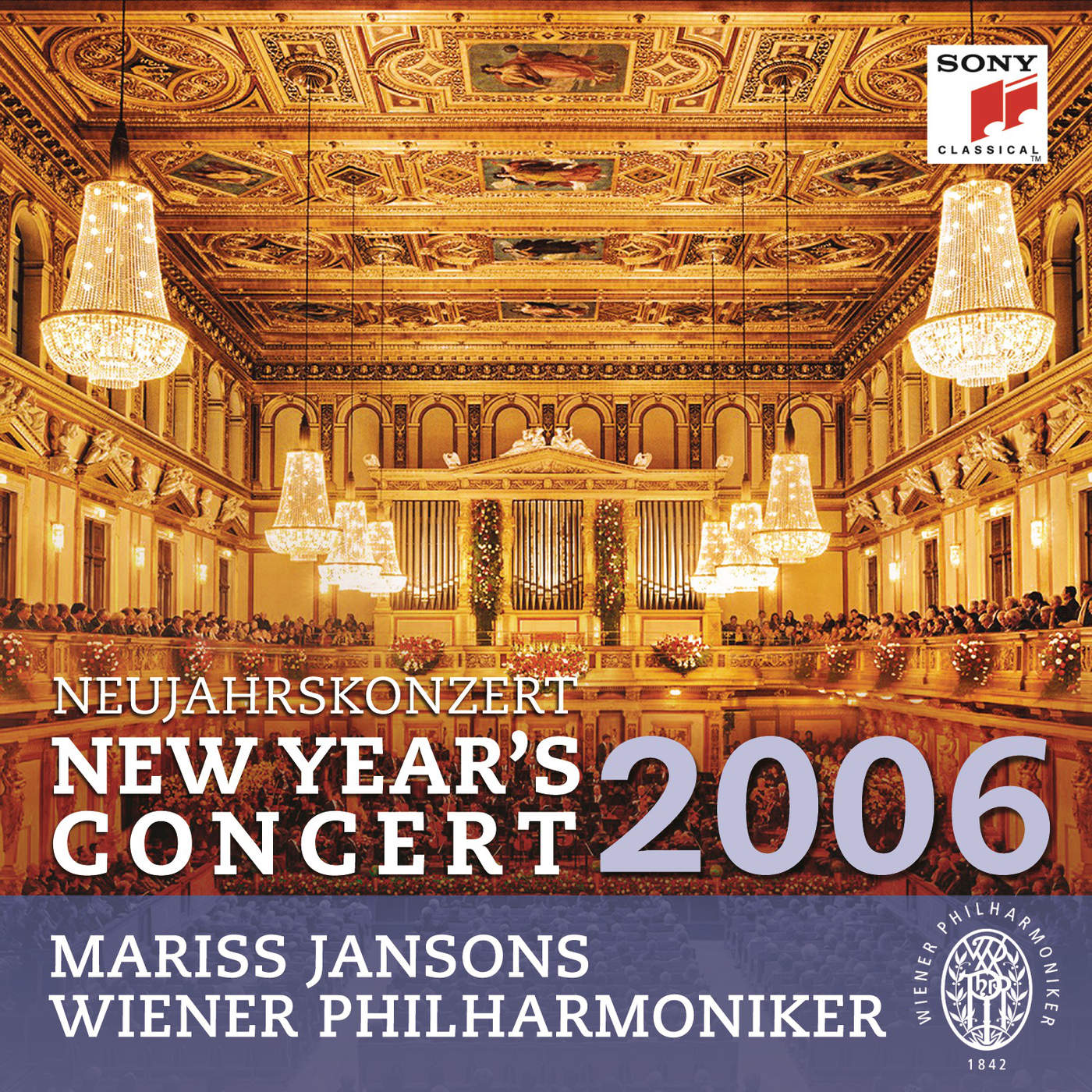 Neujahrskonzert (New Years Concert) 2006