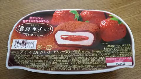 濃厚生チョコストロベリー (1)
