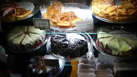 ポントオークケーキ