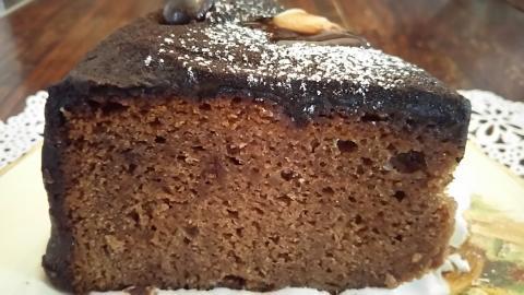 ポントオークチョコケーキ (4)