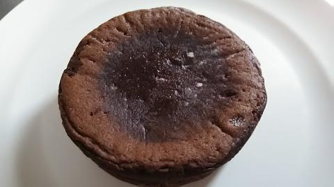 ローソンチョコタルト (2)