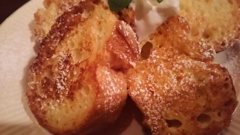 ブルーファーツリーフレンチトースト (2)