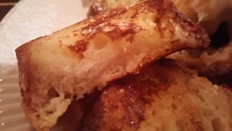 ブルーファーツリーフレンチトースト (3)