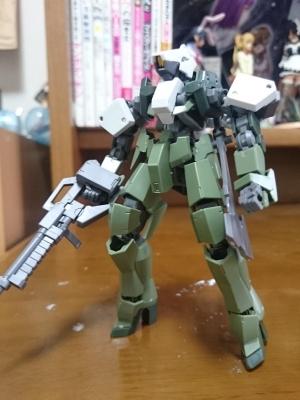 HG グレイズ改002