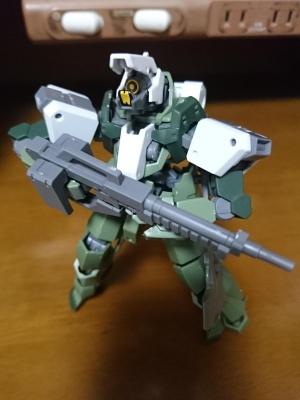 HG グレイズ改003