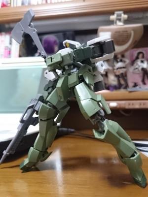 HG グレイズ改004