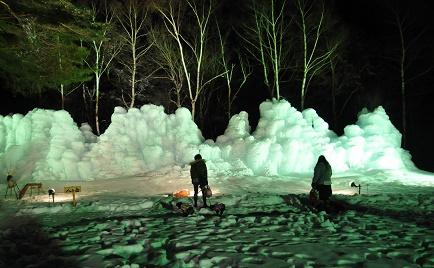 樹氷まつり 3