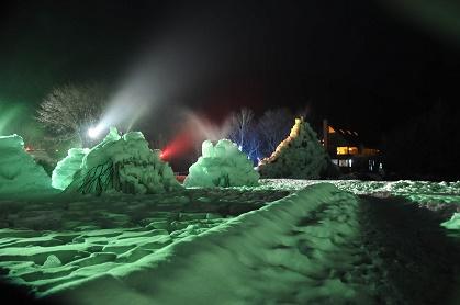 樹氷まつり 4