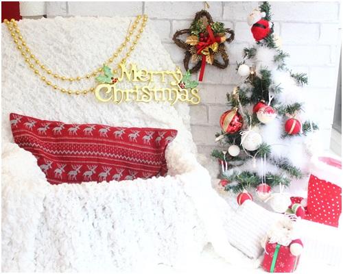 クリスマスフォトセット