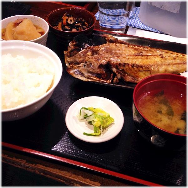 焼魚食堂2