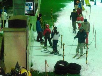 スキー2016年1月02