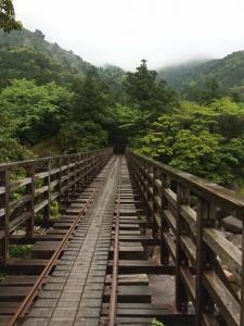屋久島 橋