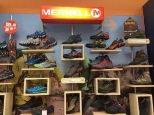セブ島 登山靴