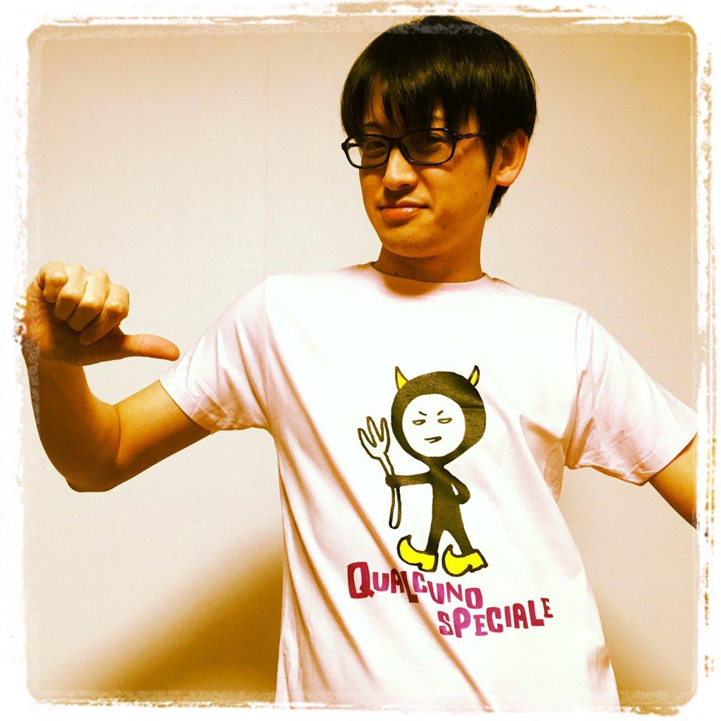 yo☆ssyちゃんTシャツ