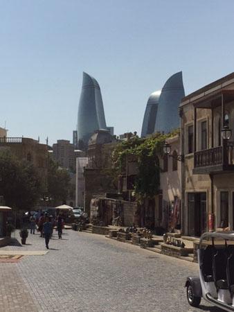 アゼルバイジャン③