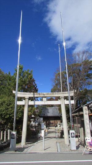 加賀野八幡神社名水 (2)_R