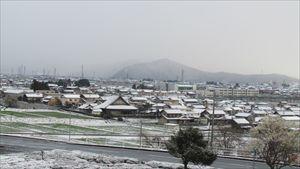 3月の雪_R