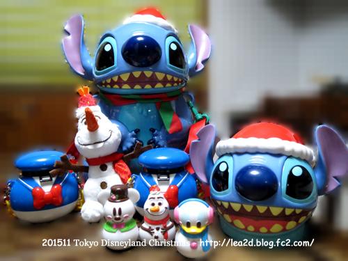 2015年 東京ディズニーランド クリスマス限定グッズを買う