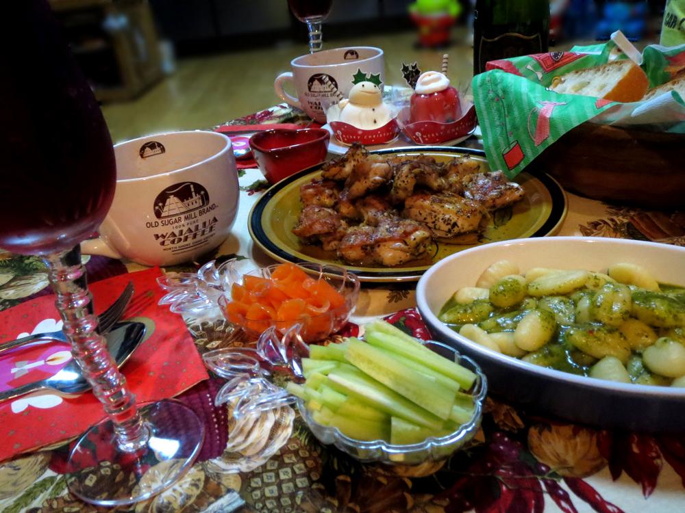 2015年 お家でクリスマス