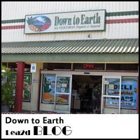 オーガニックスーパー 【Down To Earth(ダウントゥアース】 で買った物