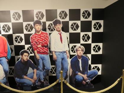 EXO展示会2