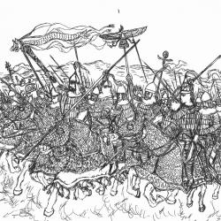 ローマ軍の物語XX パルティア騎兵④