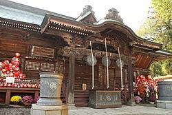 少林山達磨寺霊符堂