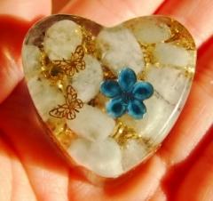 花と蝶(青)2