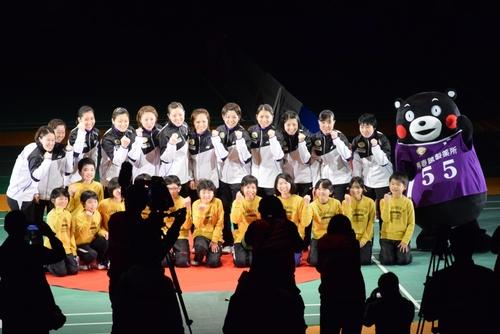 20160130 日本リーグ熊本大会1日目20