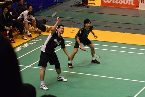 20160131 日本リーグ熊本大会2日目1