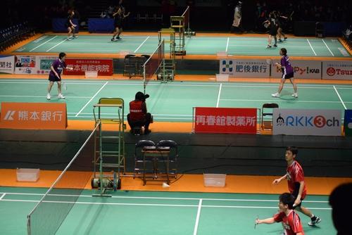 20160131 日本リーグ熊本大会2日目6