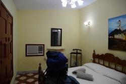 パルティクラの寝室