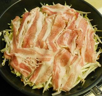 広島風お好み焼き風丼3