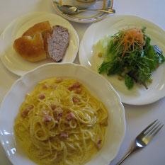 富山とんとんカフェお料理2