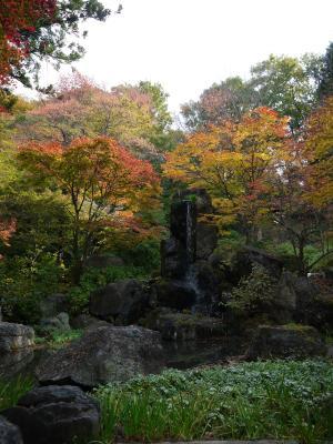 青龍山 吉祥寺 六丈の滝