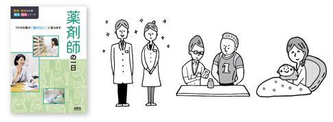 薬剤師の一日