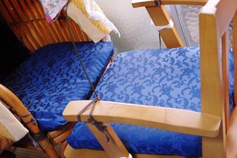 椅子の張り替え2脚