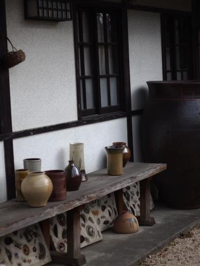 陶の里小石原の風景