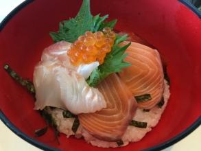 アクアワールド茨城県大洗水族館の海鮮丼は美味い