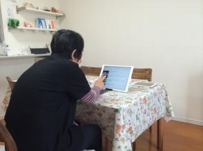 「iPad & FaceTime」で田舎にいる両親とテレビ電話♪ 孫がすぐそばにいるみたい!^_^