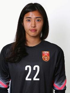 GK リナ・ジャオ(中国代表)