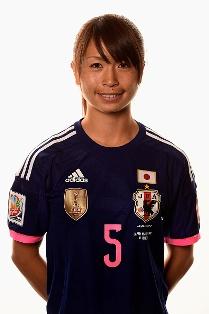 LMF 鮫島彩(日本代表)